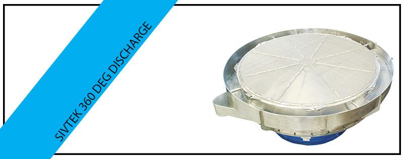 SIVTEK  Deg Discharge Separator