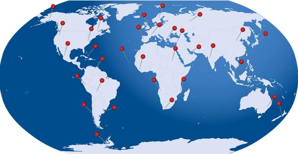 World - Map