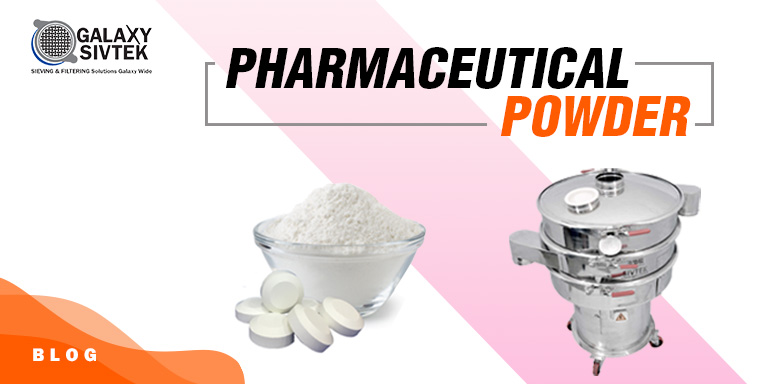 Pharmaceutical Powder