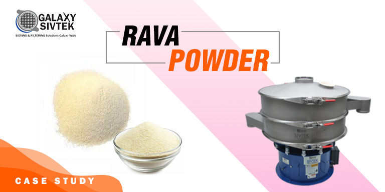 Rava Powder