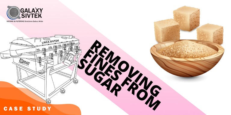 Removing Fines From Sugar