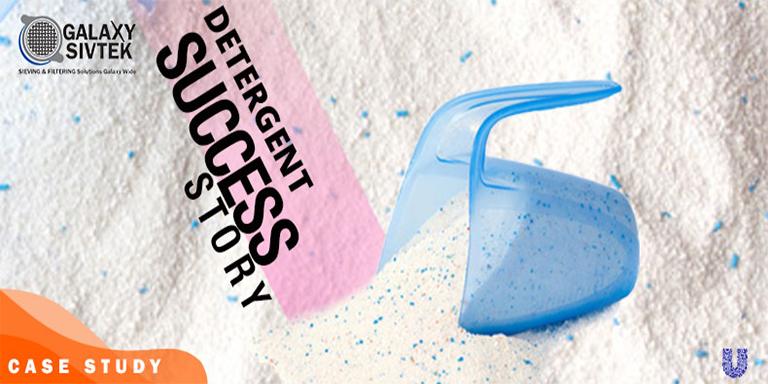 Detergent Powder Screening