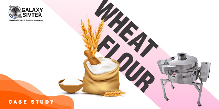 Wheat Flour Second